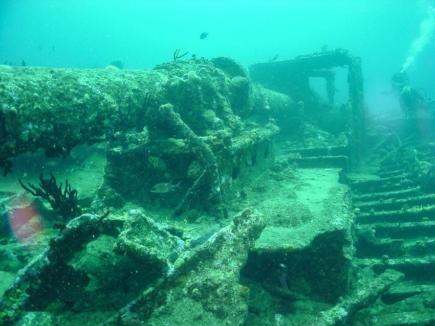 Những thành phố bí ẩn chìm dưới nước 1