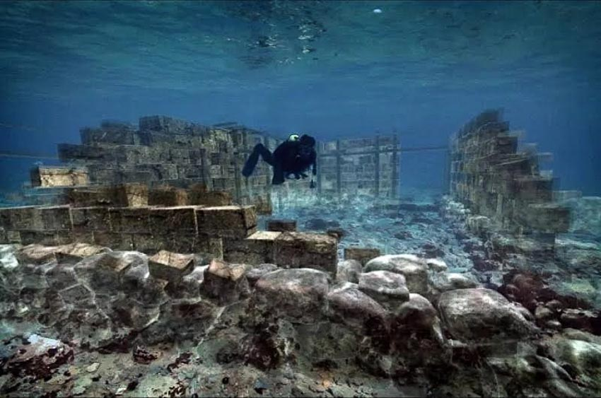 Những thành phố bí ẩn chìm dưới nước 11