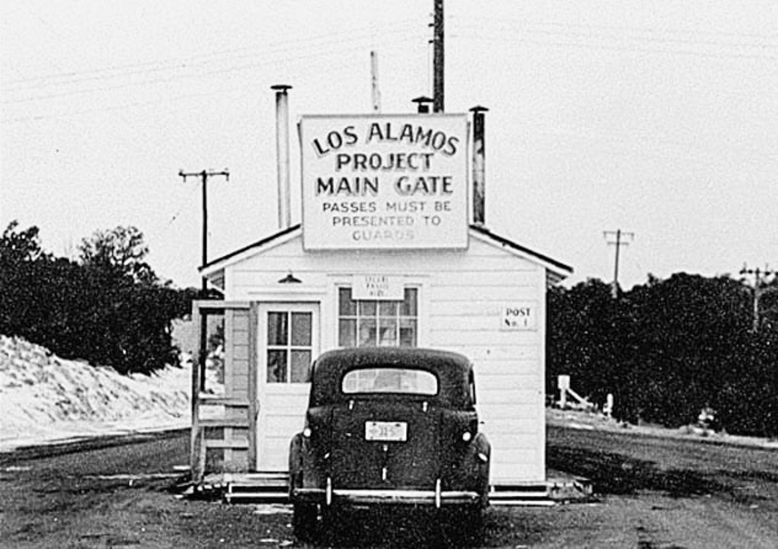 Thành phố Los Alamos