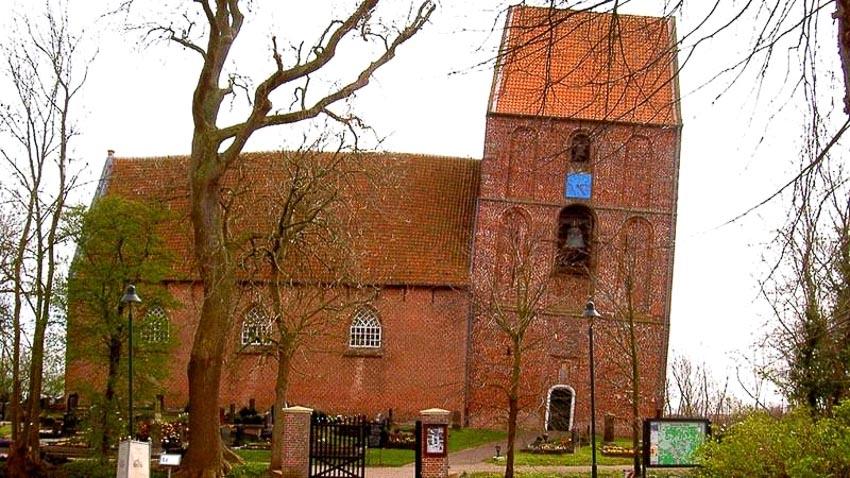 Nhà thờ Suurhusen, Đức