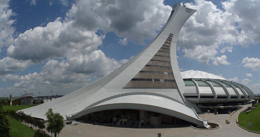 Ảnh minh họa: Tháp nghiêng Montréal