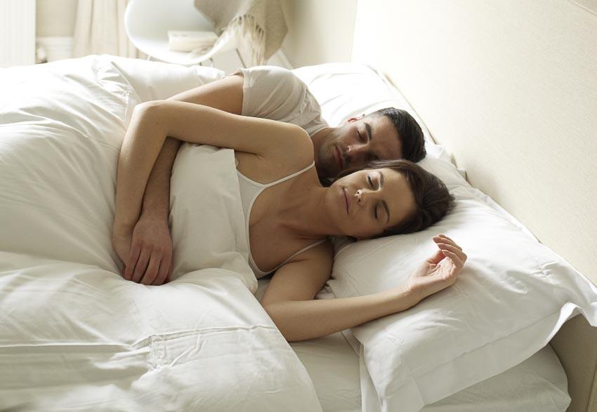 Phòng ngủ với chuyện chăn gối