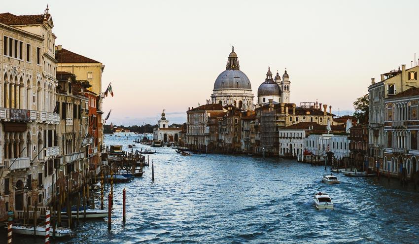 thành phố nổi Venise 1