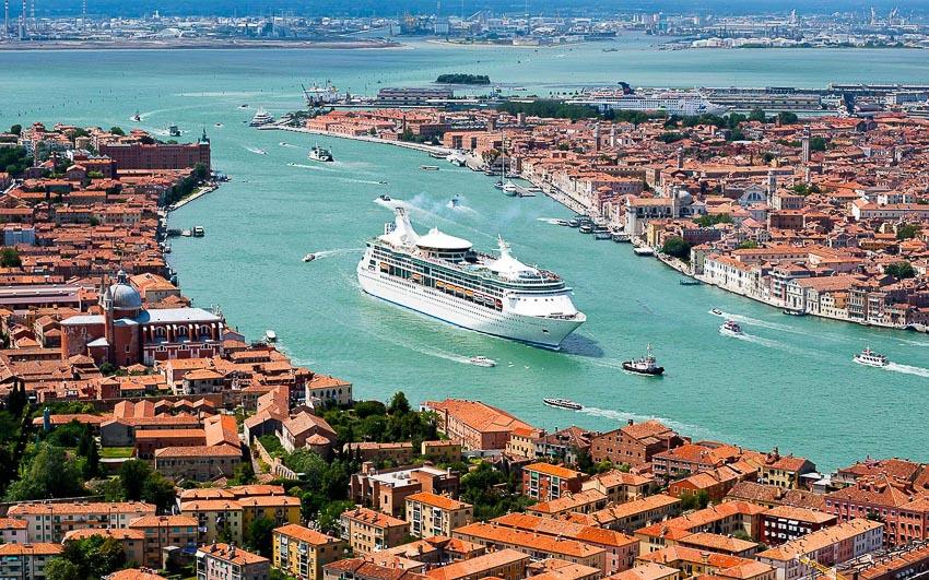 thành phố nổi Venise 12