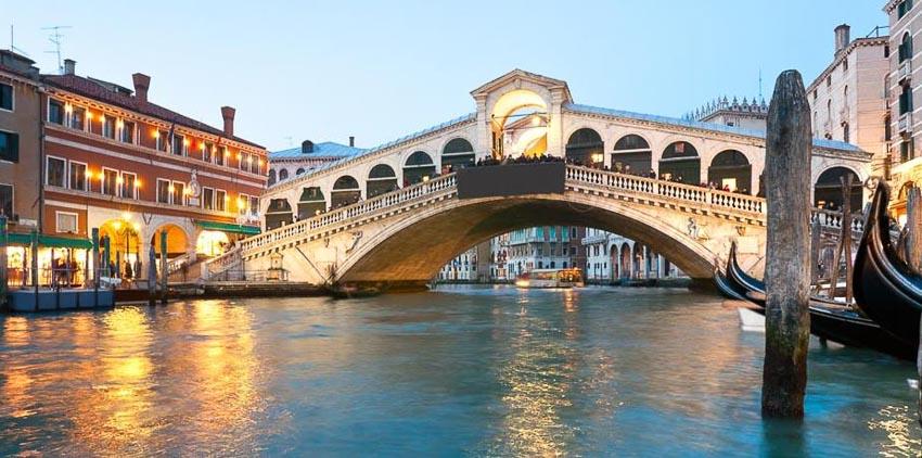 thành phố nổi Venise 15