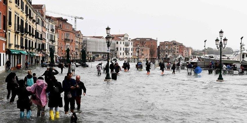 thành phố nổi Venise 16