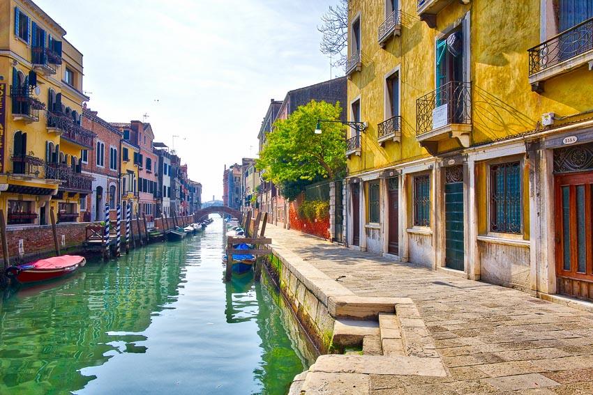 thành phố nổi Venise 17