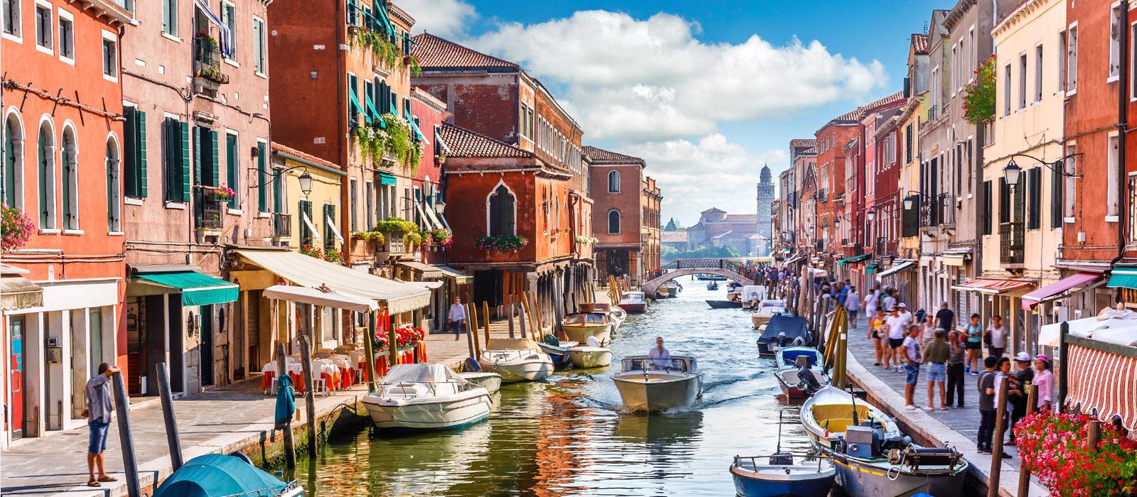 thành phố nổi Venise 5A