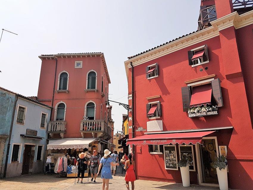 thành phố nổi Venise 4
