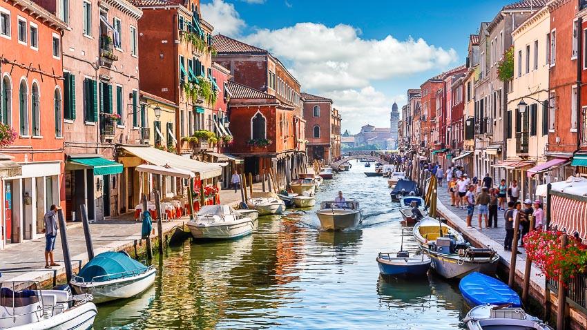 thành phố nổi Venise 5
