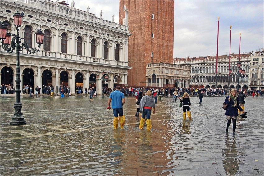 thành phố nổi Venise 6