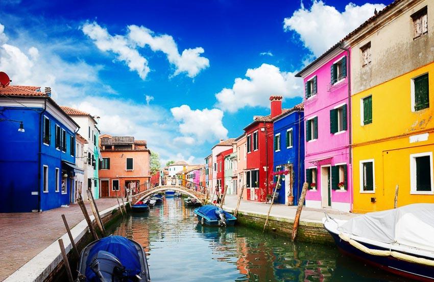thành phố nổi Venise 7