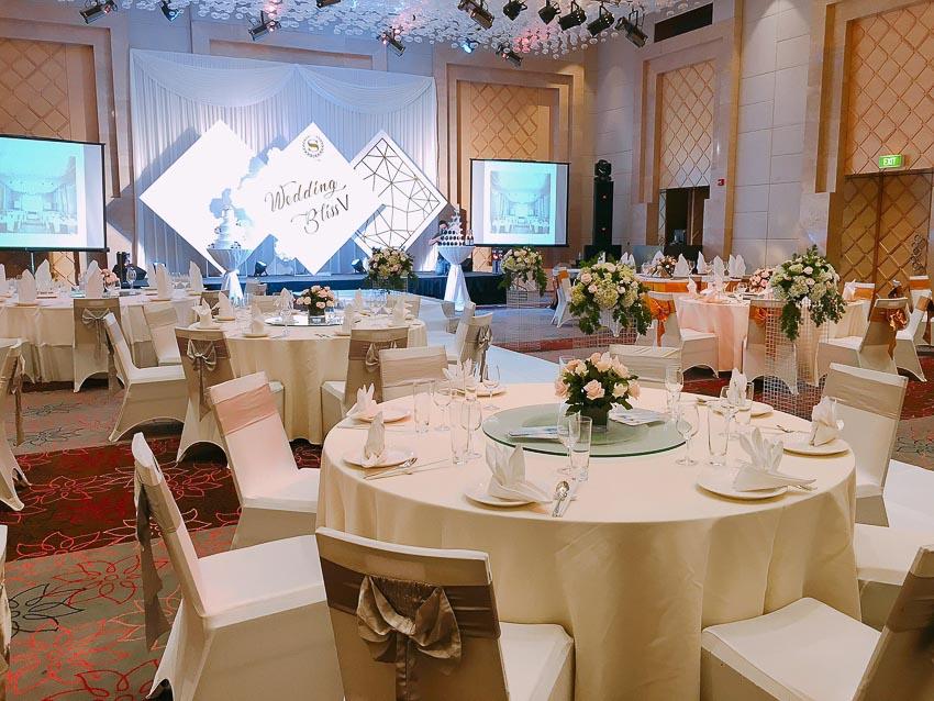 Triển lãm cưới lần 6 tại Sheraton Nha Trang 3