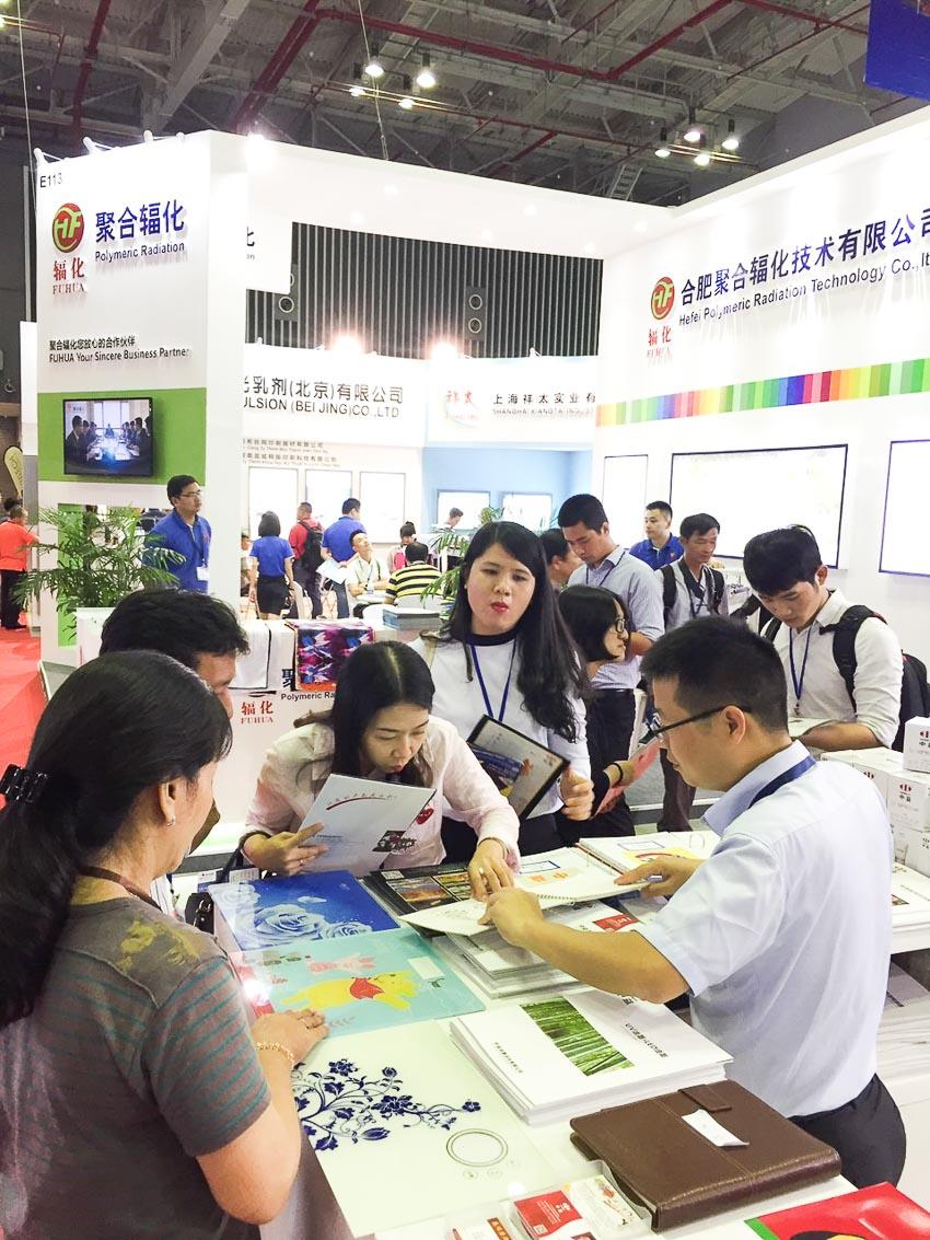 Triển lãm Quốc tế Công nghệ In lụa và In kỹ thuật số 2019 tại Việt Nam 1