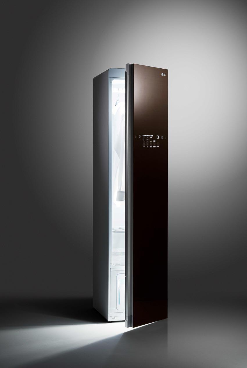 LG ra mắt tủ chăm sóc quần áo thông minh LG Styler 1
