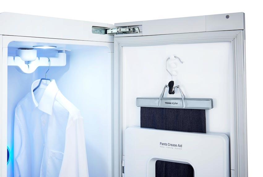 LG ra mắt tủ chăm sóc quần áo thông minh LG Styler 3