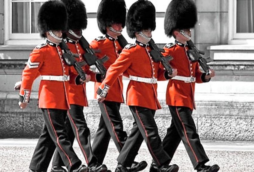 Vệ sĩ của các nguyên thủ quốc gia 5