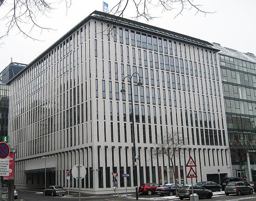 Trụ sở chính của OPEC ở Vienna, Áo