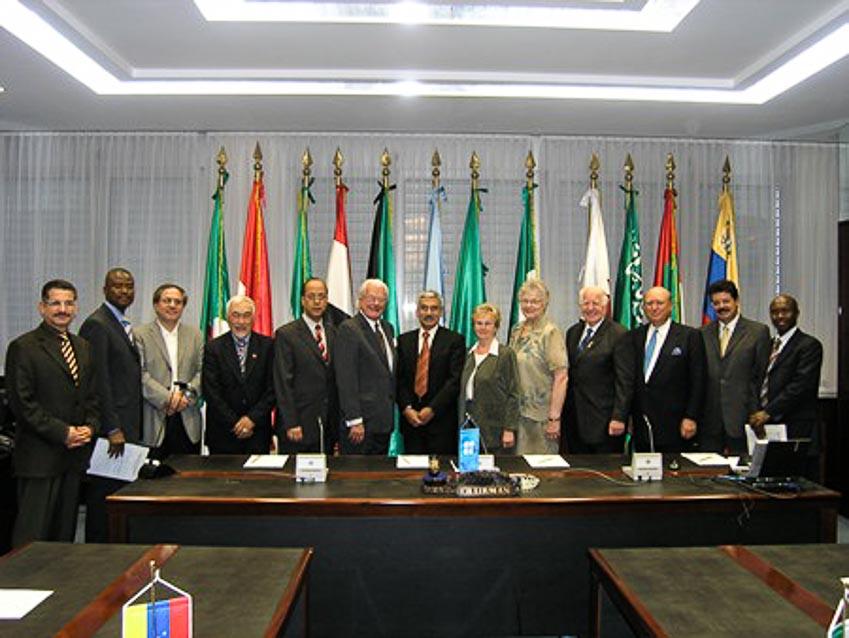 Cuộc họp cấp bộ trưởng của OPEC ở Vienna hôm 14.10.2010