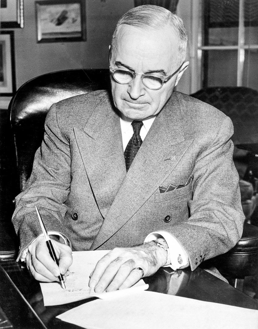 Tổng thống Harry S.Truman