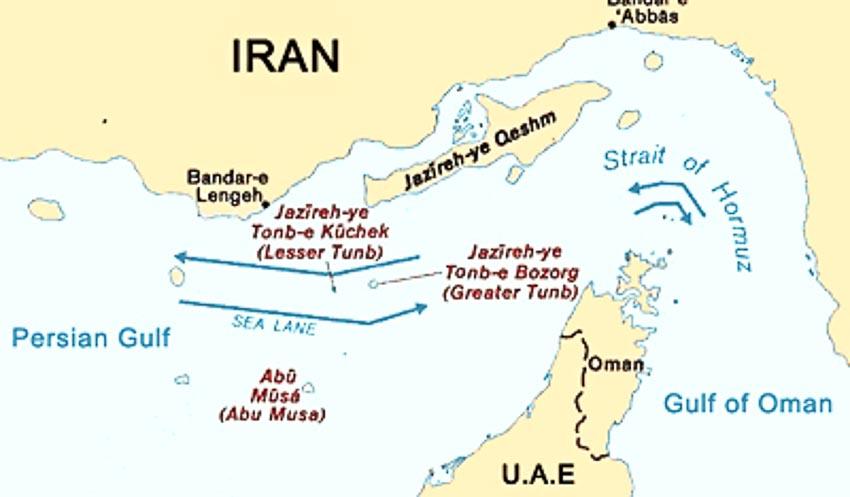 Khu vực eo biển Hormuz