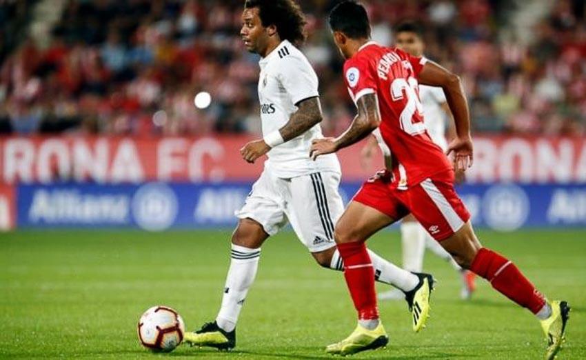 Một trận đấu bóng đá La Liga của Tây Ban Nha xem tại Ấn Độ trên Watch