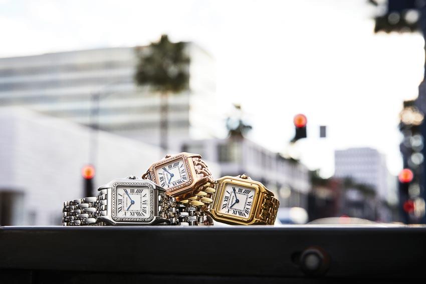 đồng hồ Panthère de Cartier 5
