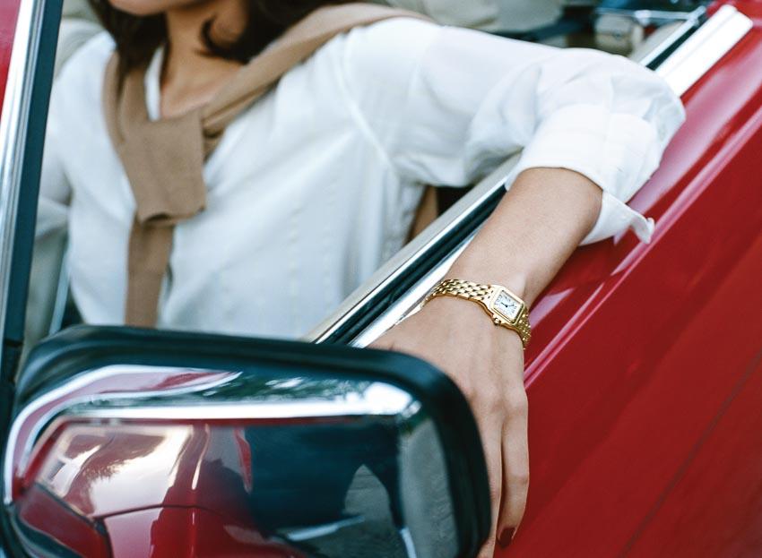 đồng hồ Panthère de Cartier 7