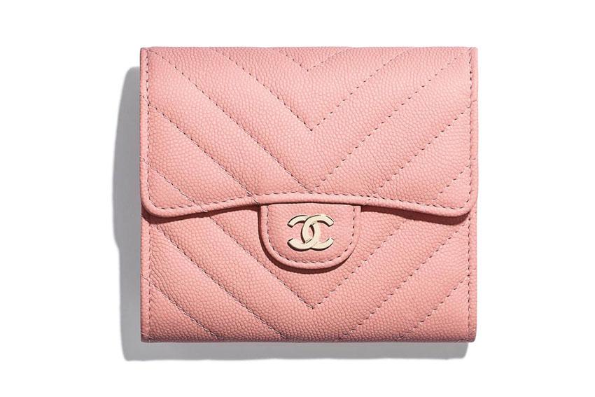Ví Chanel dáng nhỏ gọn xinh xắn
