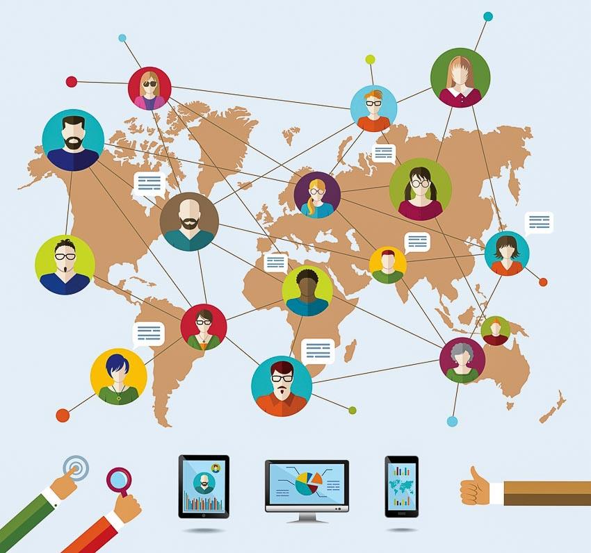 Với internet, cơ hội học tập của mọi người trên thế giới đều như nhau