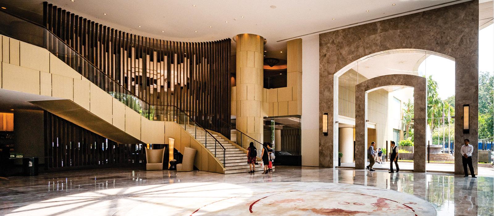 Khách sạn New World Sài Gòn 3