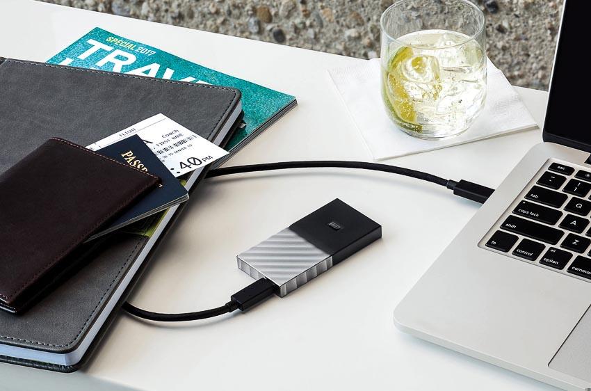 ổ cứng di động SSD 1