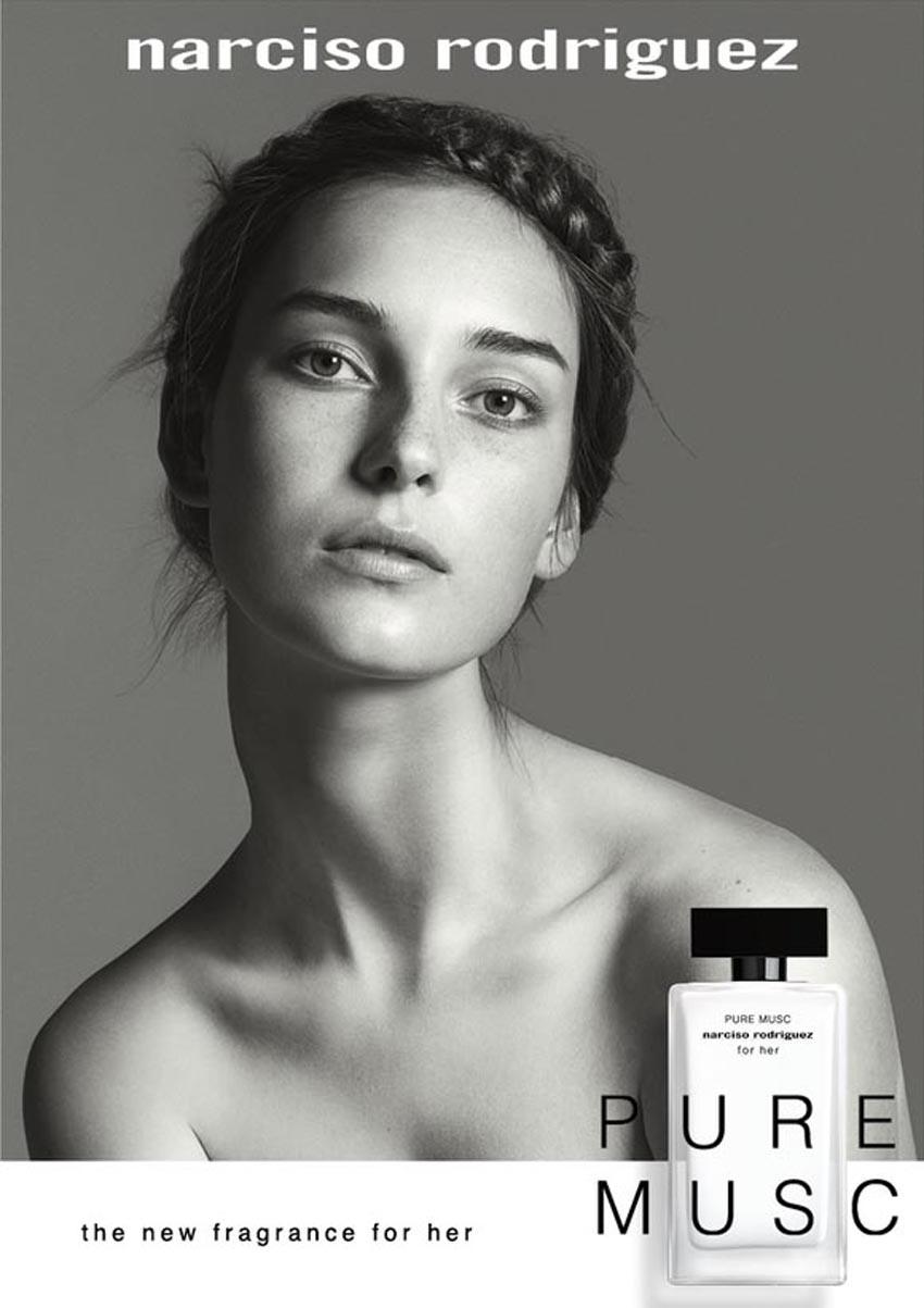Nước hoa nữ Pure Musc Eau de Parfum For Her 2