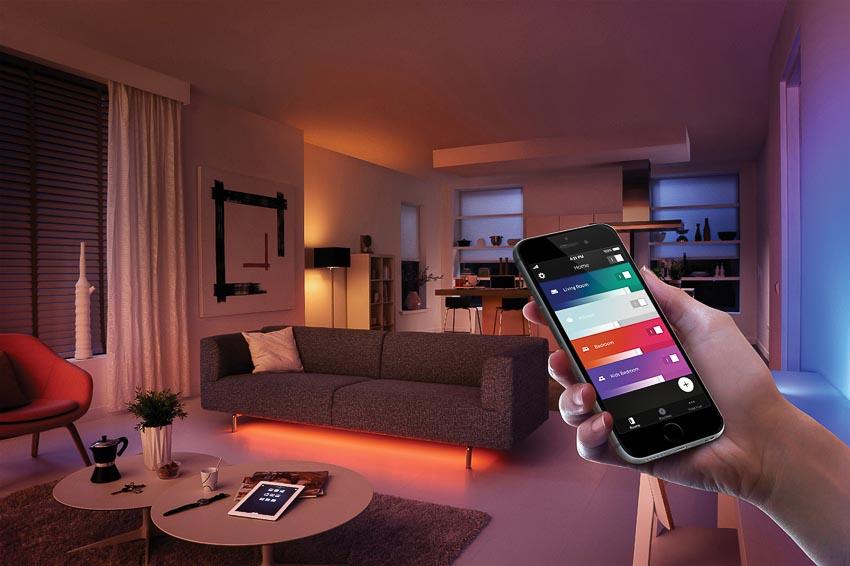 Trung tâm ứng dụng chiếu sáng IoT 2