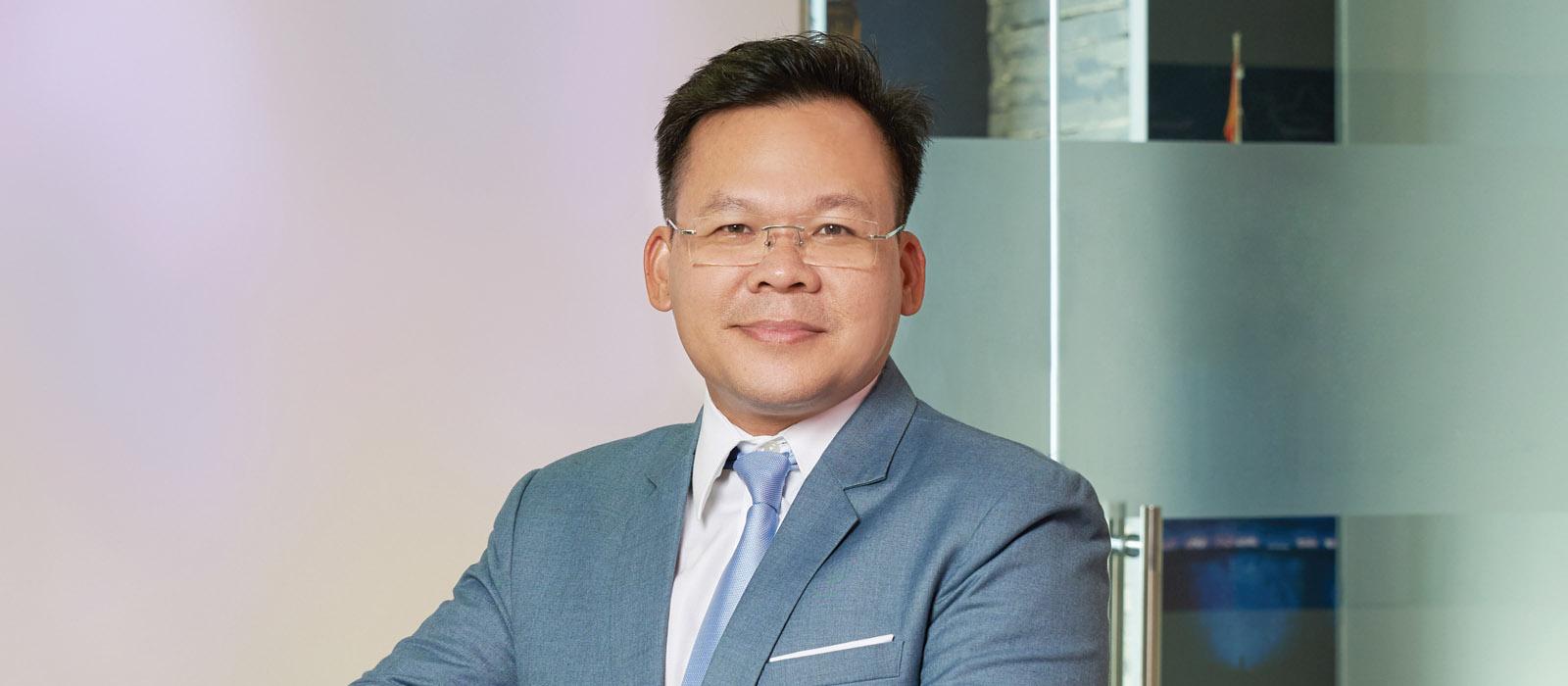 Ông Trần Gia Huấn, Giám đốc tiếp thị và truyền thông Signify Việt Nam 1