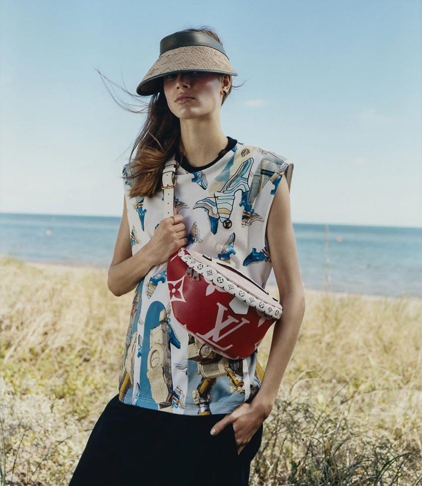 túi xách của Louis Vuitton 2