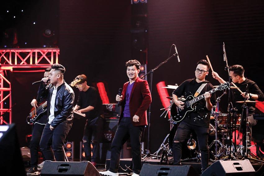 Chương trình Ban nhạc Việt lọt vào đề cử giải Cống hiến 2019