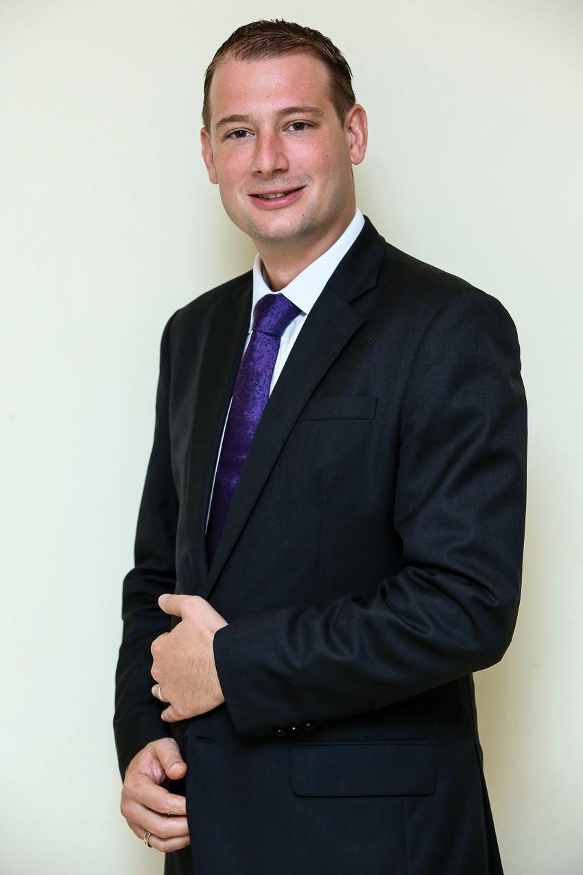 Ông Nicolas Mercier - Trợ lý Tổng giám đốc điều hành kiêm Giám đốc bộ phận ẩm thực InterContinental Phu Quoc Long Beach Resort 1