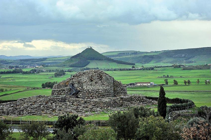 Barumini - di sản thế giới được UNESCO công nhận