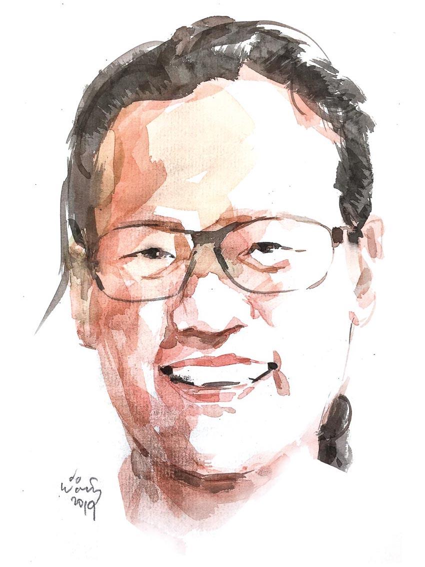 Chị Mai Thị Việt Thắng - Phó giám đốc chương trình Hỗ trợ phát triển ngôn ngữ học sinh tiều học (Room To Read Việt Nam)