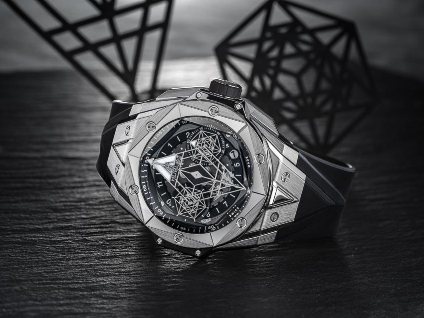 đồng hồ Hublot Big Bang Sang Bleu II 4
