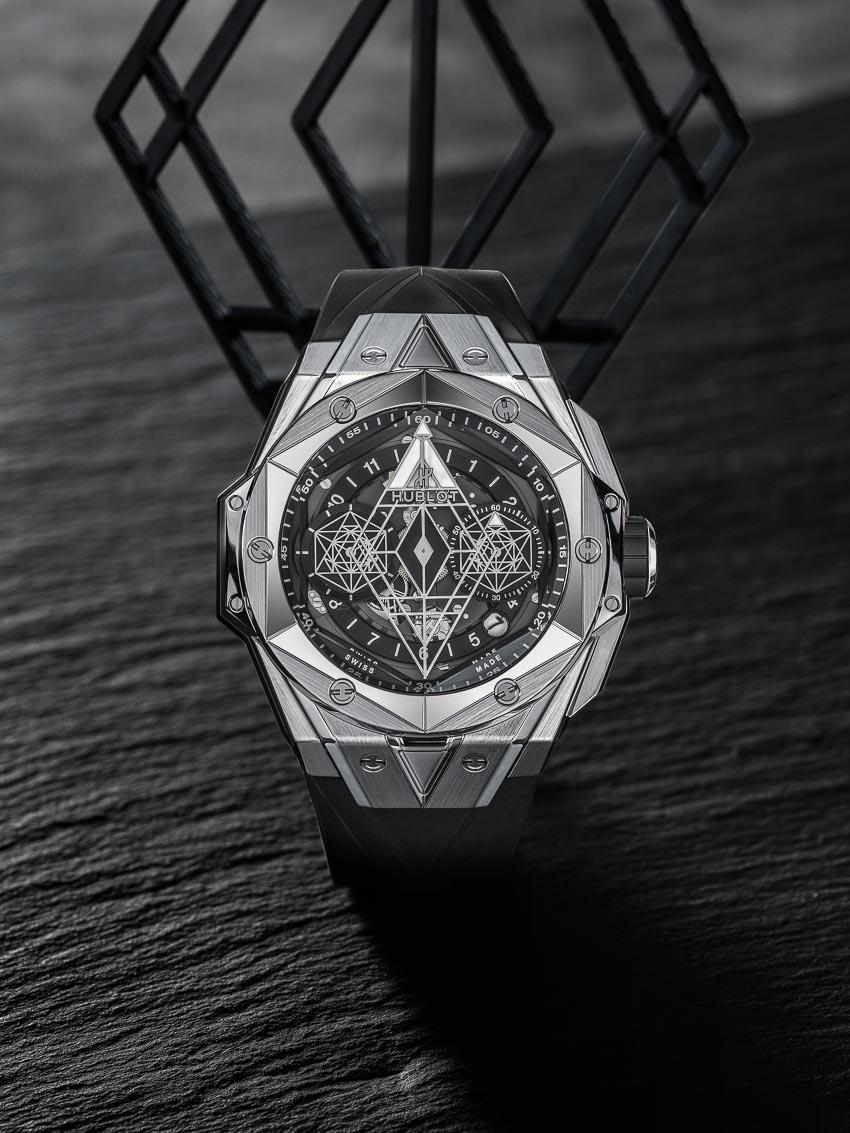 đồng hồ Hublot Big Bang Sang Bleu II 5