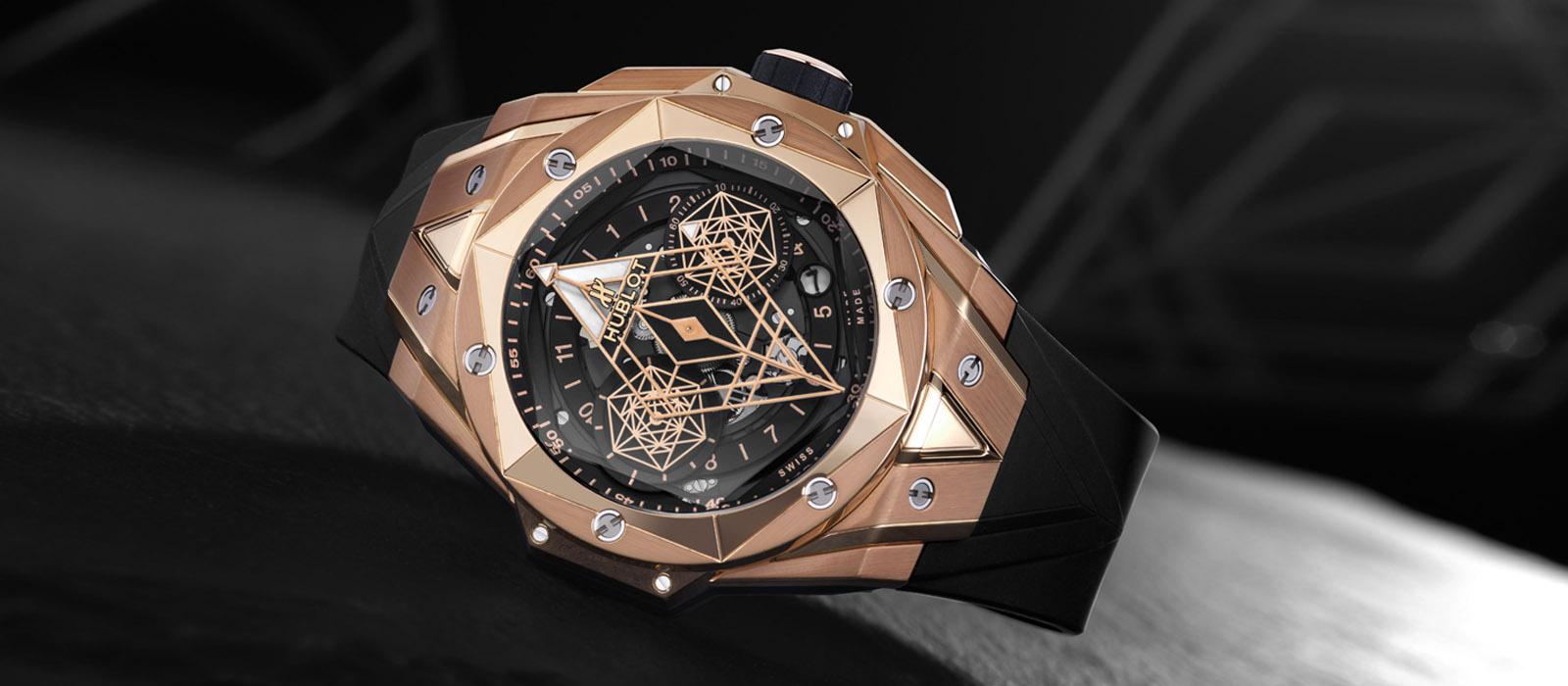 đồng hồ Hublot Big Bang Sang Bleu II 6