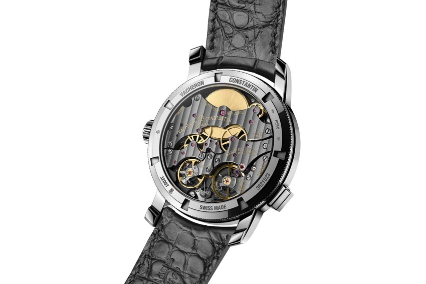 Đồng hồ Traditionnelle Twin Beat Perpetual Calendar 5