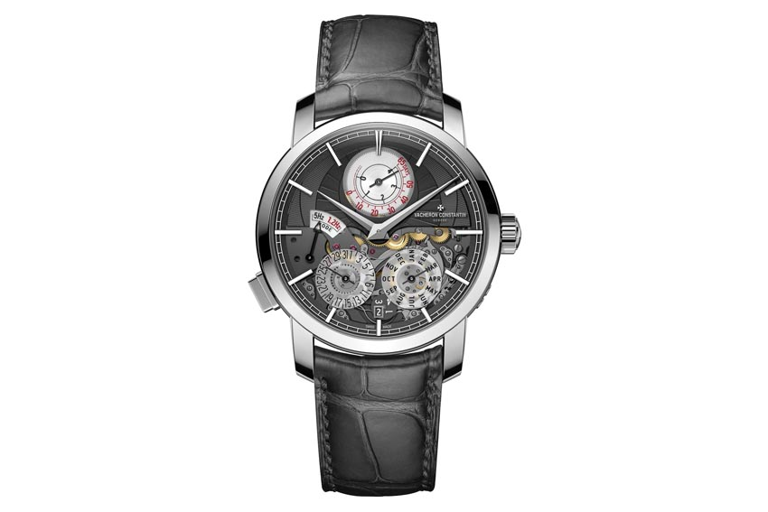 Đồng hồ Traditionnelle Twin Beat Perpetual Calendar 6
