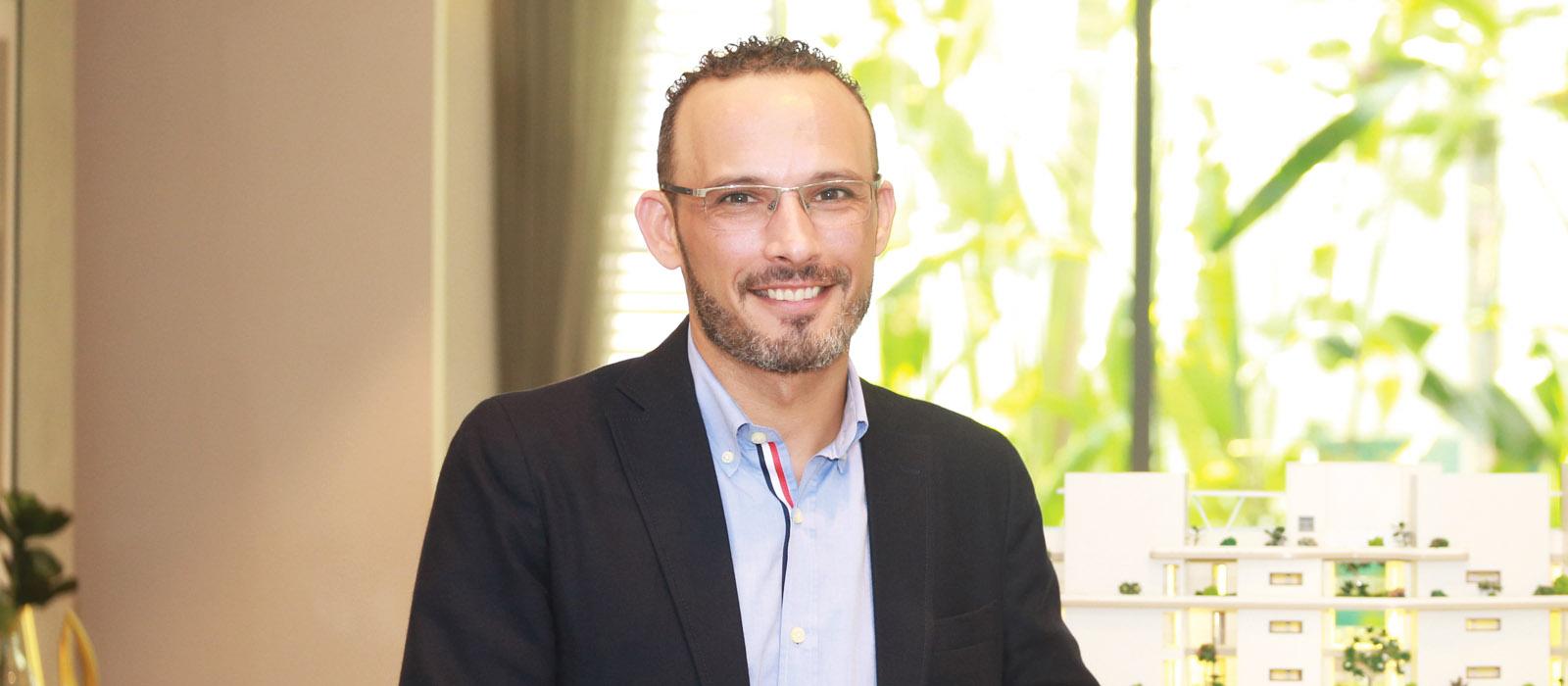 Ông Manuel Ferriol - Tổng quản lý khu nghỉ dưỡng biển Meliá Hồ Tràm 2