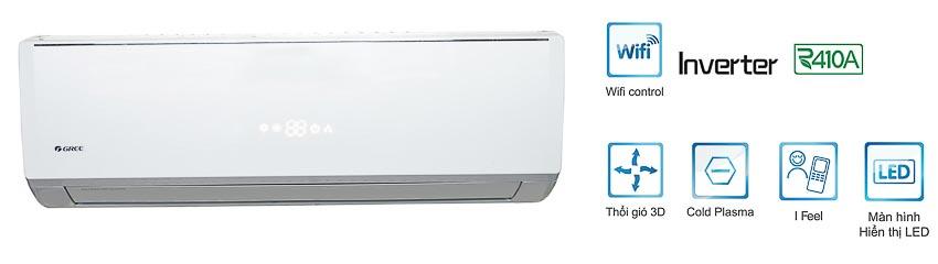 Máy lạnh wifi thông minh tiện ích 1