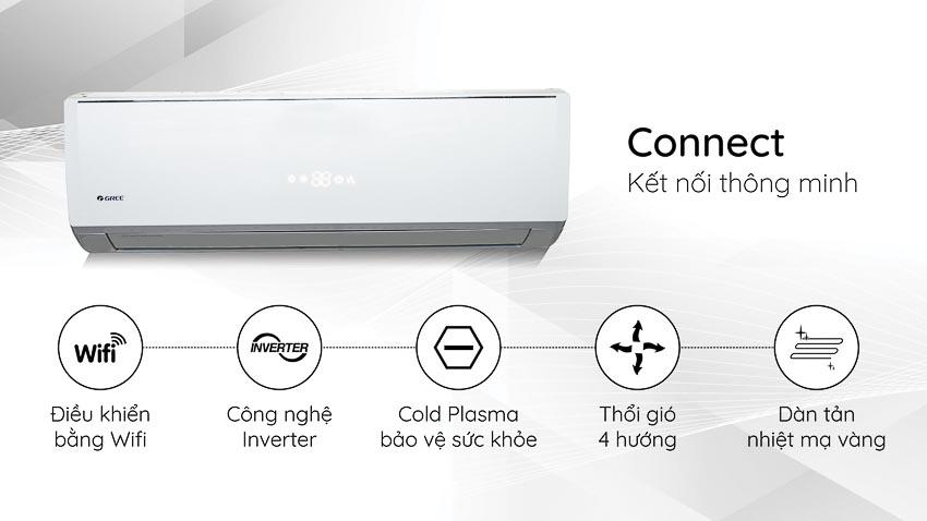 Máy lạnh wifi thông minh tiện ích 2