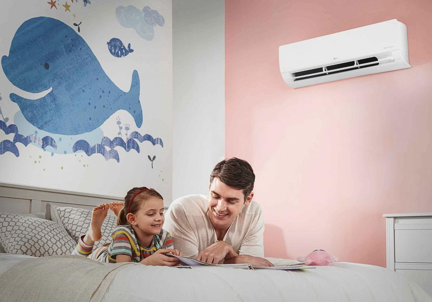 Máy lạnh wifi thông minh tiện ích 5
