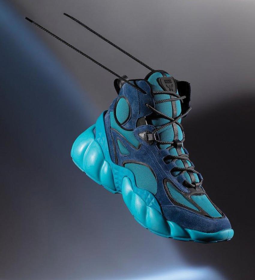 MCM ra mắt bộ sưu tập giày sneakers Himmel 1